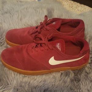 Eric Kosten 2 signature Nike Suede Shoes